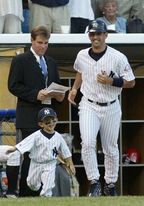 Jorge_posada_and_son